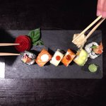 Sushi from professionals.