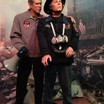 President George W Bush - with NY Fireman after 9/11