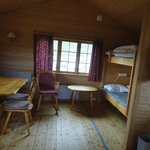 Dining and bunkbeds