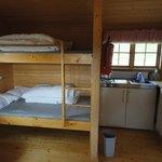 The bunkbeds