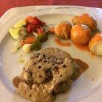 Best steak we had