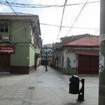 la rue Lima à 100m