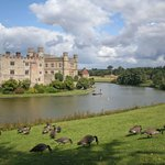 Nearby Leeds Castle