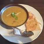 Dal soup .... which it amazing