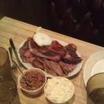 Captain's Feast at The Smokehouse