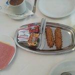 colazione spettacolo ....?????