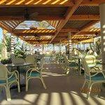 Pool bar La Terace