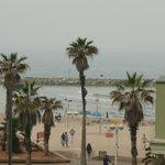 море в 5-х минутах от отеля
