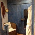 Le Tousserok Sauna