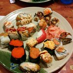 the best sushi ever!