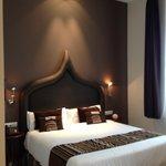 Room #1 -- spacious, comfortable, beautiful