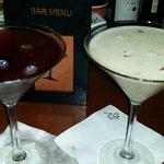 Superfruit Martini and Chocolate Martini
