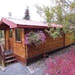 Tundra Rose Cottage - great for a couple!