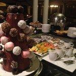 i dolci del buffet