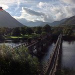 Path to Fort William and Glen Nevis