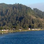 Klamath River from Requa Inn