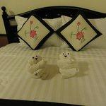 Towel bears!