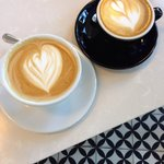 Really delicious, consistently great coffees