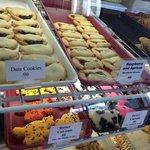 Great assortment of cookies