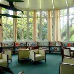 La bibliothèque-rotonde