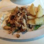 Chicken Gyro Plate