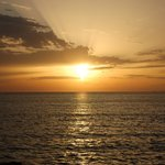 Splendido tramonto