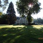Great walks around the grounds