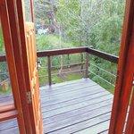 Vista al deck