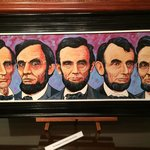 The changing face of Lincoln by docent Ken Jolly