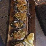 Mango Oysters