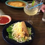 Taco and Margarita