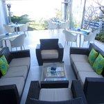 Open Plan Lounge Seating
