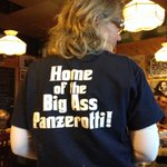 The Panzerotti t-shirt.