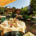 Bömers Romantischer Hotelgarten