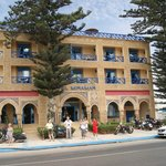 Hotel Miramar, Essaouira, Morocco