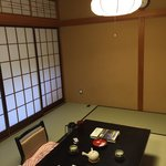 新館の10畳の和室です。