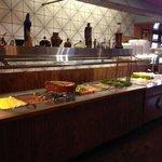 Huge buffet