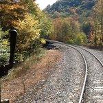 Cheat Mountain Salamander Railroad. Sept 30, 2014