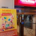 yo China mgf mall first floor