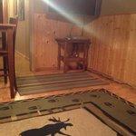 Moose Suite Living Room