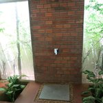 The glorious waterfall shower