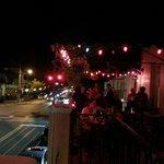 Nice view of Mt Dora street life