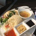 chicken rice :)