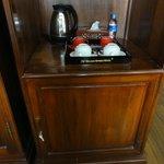 service  à thé, café chambre 301