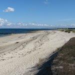 The bay beach