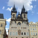 Очаровательная Прага!