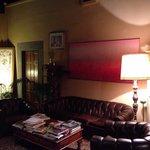 Splendido salone d'ingresso