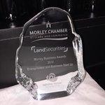 Winner of Morley business award