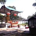 山頂的寺廟