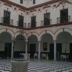 Hotel's Patio
